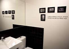 ザ アート イン リスボン - リスボン - 浴室