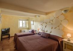 ローマ キングス スイート - ローマ - 寝室