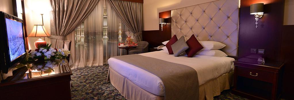 ダル アル タクワ ホテル - マディーナ - 寝室