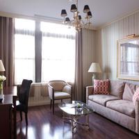 アヴァロン ホテル Living Room
