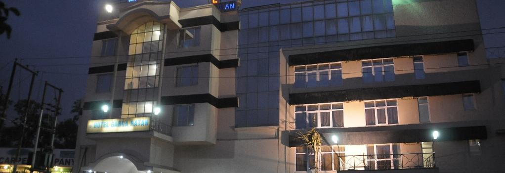 Hotel Ganga Ratan - アーグラ - 建物