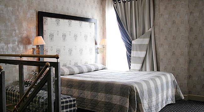 ヴィラ リュテス ポート ロイヤル - パリ - 寝室