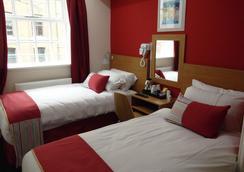 ル ヴィル ホテル - マンチェスター - 寝室