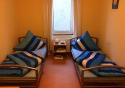 エルラー ガステツィマー - Gelsenkirchen - 寝室