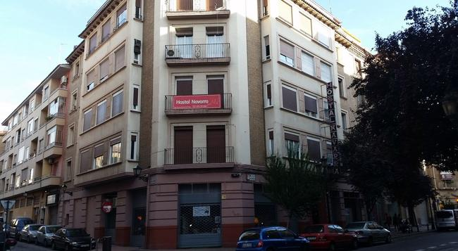Hostal Navarra - サラゴサ - 建物