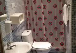 Hostal Navarra - サラゴサ - 浴室