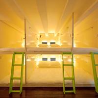 ボックスカプシュールホステル Guestroom