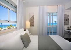 Gordon Hotel & Lounge - テル・アビブ - 寝室