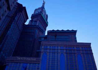 アル サフワー タワーズ ホテル ダー アル グフラン