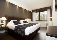 ロイヤル ランブラス - バルセロナ - 寝室