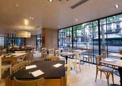 ロイヤル ランブラス - バルセロナ - レストラン