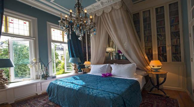 ブライトナー ハウス - アムステルダム - 寝室