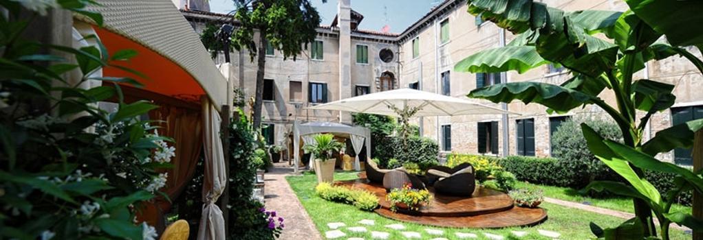 ホテル アッバツィア - ヴェネチア - 建物