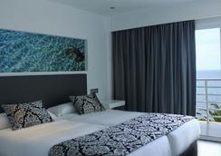 ホテル ナウティコ エベソ - イビサ - 寝室