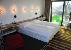 デザインホテル ユーバーフルース - ブレーメン - 寝室