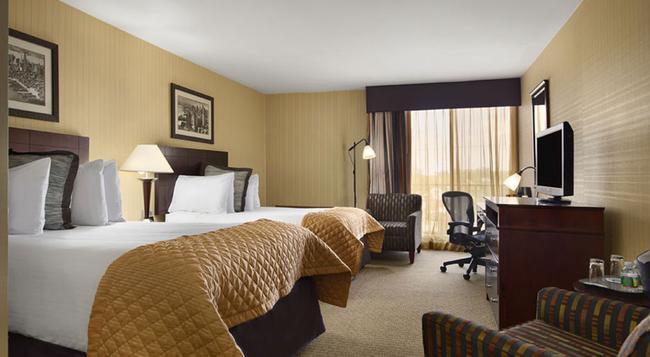 ウインダム ガーデン ホテル ニューアーク エアポート - ニューアーク - 寝室
