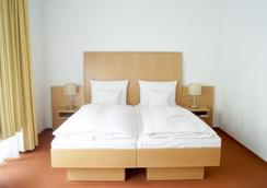 HSH ホテル アパートメンツ ミッテ - ベルリン - 寝室