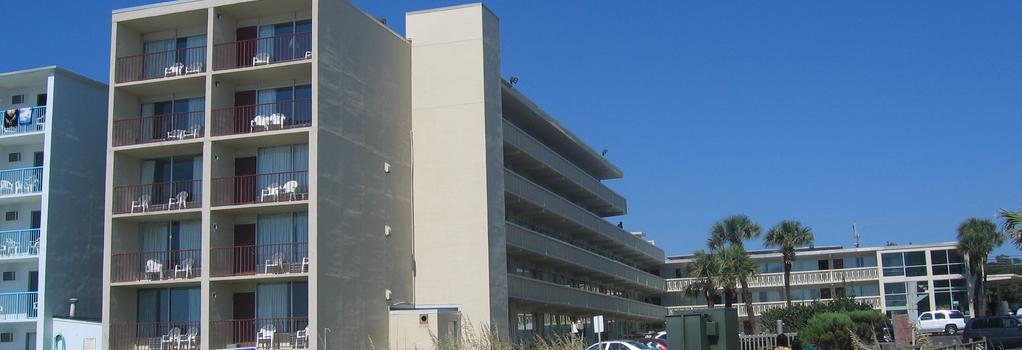 The Oceanfront Viking Motel - マートル・ビーチ - 建物