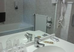 Hotel Prince de Liege - ブリュッセル - 浴室