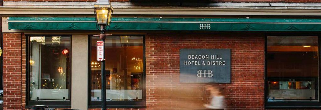 ビーコン ヒル ホテル - ボストン - 建物