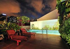 ホテル クローバー 5 ホンコン ストリート / 香港街5號三葉草酒店 - シンガポール - プール
