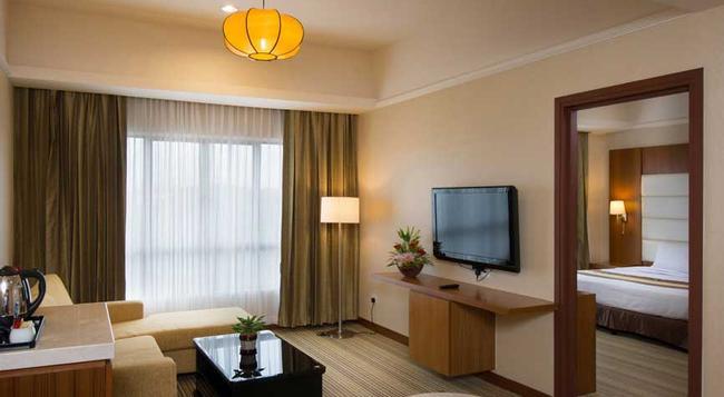 パール ビュー ホテル ペライ, ペナン - George Town (Penang) - 寝室