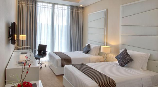 The Oriental Legazpi - Legazpi City - 寝室