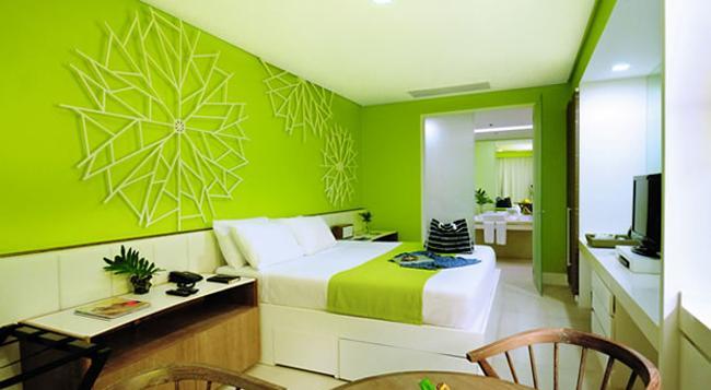 アストリア ボラカイ - Malay - 寝室