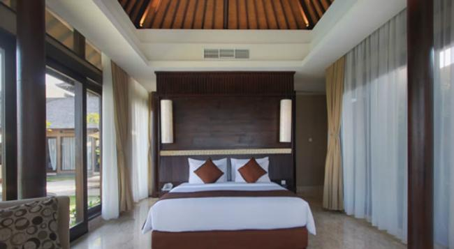 Ulu Segara Luxury Suites & Villas - ヌサ・ドゥア - 寝室