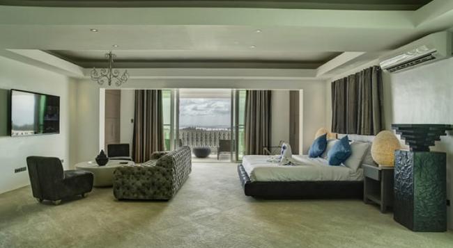 Lingganay Boracay Hotel Resort - Malay - 寝室