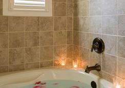 1889 WhiteGate Inn & Cottage - アッシュビル - 浴室