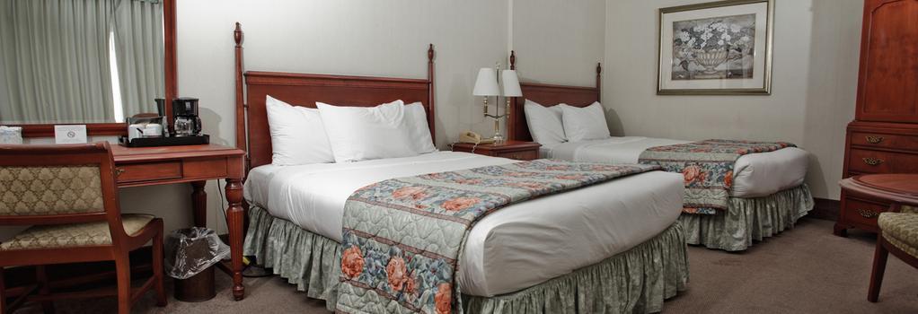 トラベロッジ フォールズビュー ホテル - ナイアガラフォールズ - 寝室