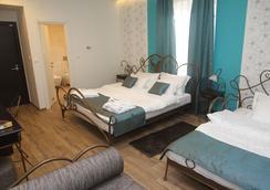 Garni Hotel DUM - ベオグラード - 寝室