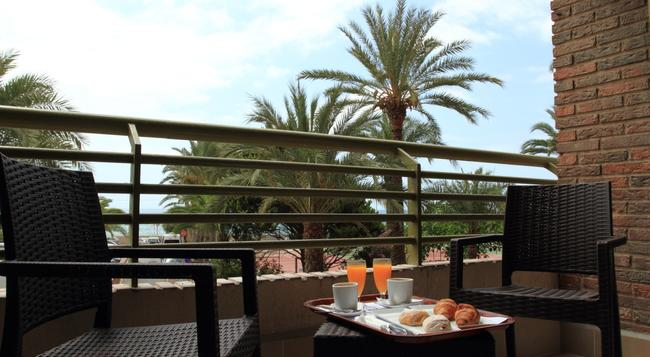 Hotel Albahia - アリカンテ - 寝室