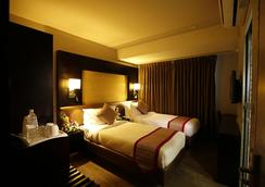 Platinum Hotel & Spa - カトマンズ - 寝室