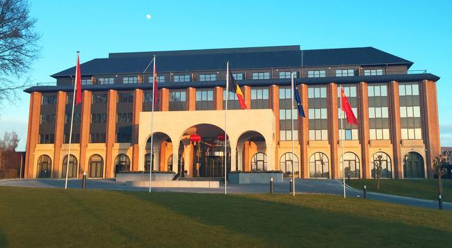 タングラ ホテル ブリュッセル - ブリュッセル - 屋外の景色