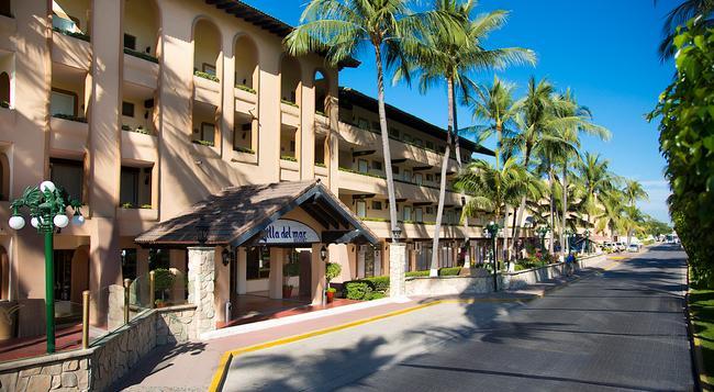 Villa del Mar Beach Resort & Spa Puerto Vallarta - プエルト・バヤルタ - 建物