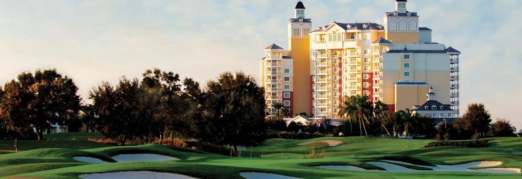 Reunion Resort, A Salamander Golf & Spa Resort - キシミー - 建物