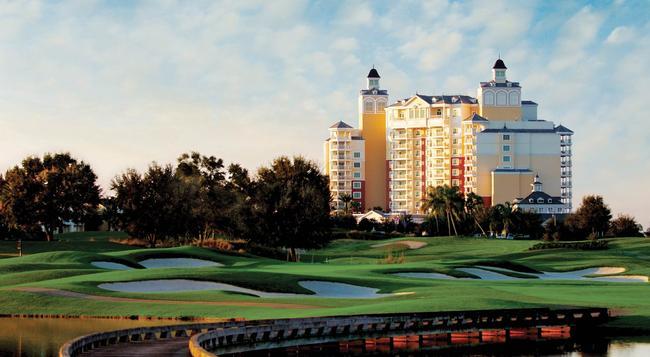 リユニオンリゾート サラマンダー ゴルフ&スパリゾート - キシミー - 建物