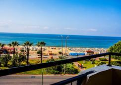 Kleopatra Beach Hotel - アランヤ - ビーチ
