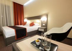 Hotel Galaxy - ティミショアラ - 寝室