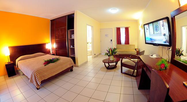Koniambo - Kone - 寝室