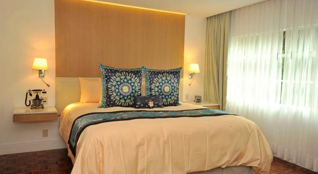 Maria Condesa Hotel & Suites - メキシコシティ - 寝室