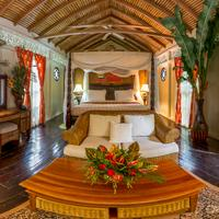 Fond Doux Plantation and Resort Guestroom View