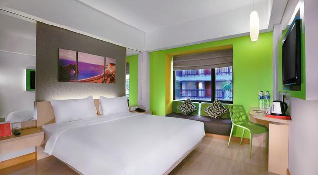 7 Days Premium Kuta Bali - クタ - 寝室