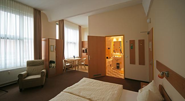 ホテル ジークフリーツホフ - ベルリン - 寝室