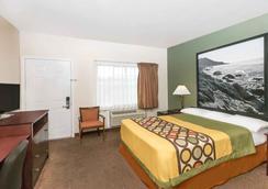 Super 8 Monterey - モントレー - 寝室