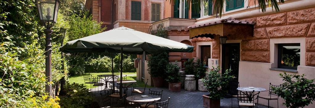 ホテル ヴィラ サン ピオ - ローマ - 建物