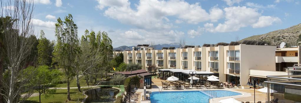 アパートホテル ドゥーヴァ&スパ - Port de Pollença - 建物