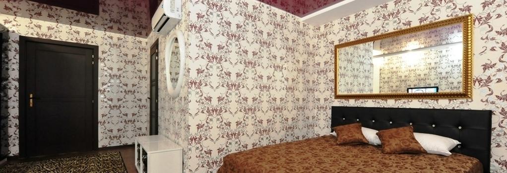 Hotel Palace - ヴォルゴグラード - 寝室